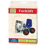 Toy  Model mechanic  - Forklift with tools