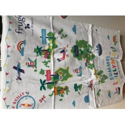 Gift - Tea Towel - Frugi - Isle of Sciliness - 2 left in sale