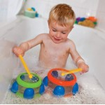 Toy - Bath - Water Drums
