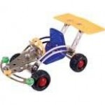 Toy - Model Mechanic - Racing Car metal model with tools