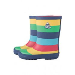 Puddle Buster- Frugi SALE  - Wellington Boots - Rainbow - size UK  11 shoe - last one in  sale