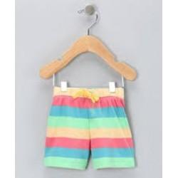 Shorts - Kite rainbow short for baby boy or girls 0-3m - Sale , last one