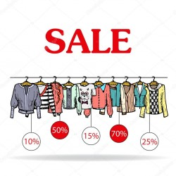 SALE - CLOTHES