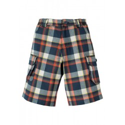 Shorts - Frugi - Check Shorts - SS18 Multicheck - 3-4 - last one