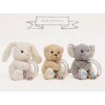 Rattles - bear, bunny or elephant CHOICE of one