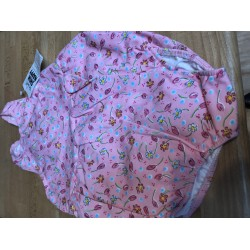 Swim - Swimsuit - swim bubble with built in nappy - 24 months (x large - 30-35 pounds)  toddlers - last two - pink  SALE