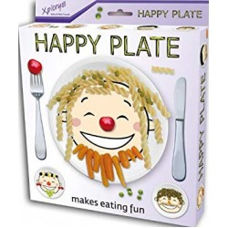 Gift - Happy Plate - perfect for fussy eaters