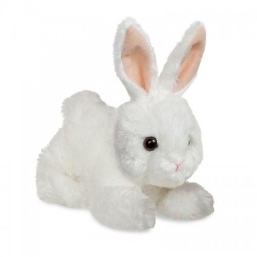 Toys - Soft Toys - White Bunny