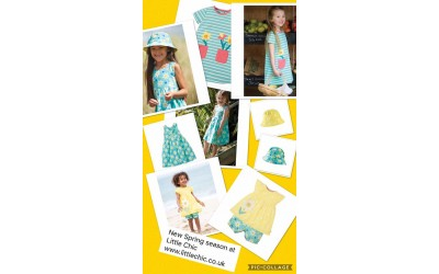 Frugi Spring and Summer latest