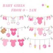 BABY GIRLS -  SALE ( 0 - 24 m ) (388)