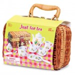 Toy - Bear Family  - Tea Set