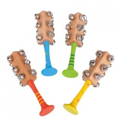Toys - Snazzy Bell Sticks - choice of 1 (one )