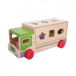 Toys - Shape Sorting Lorry