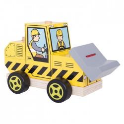 Toys - Stacking Bulldozer