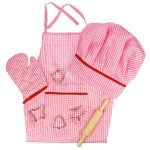 Toy - Big Jig - Chef's set - Pink or Blue - 1 x in each colour