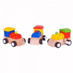 Toys - Pull back racing cars