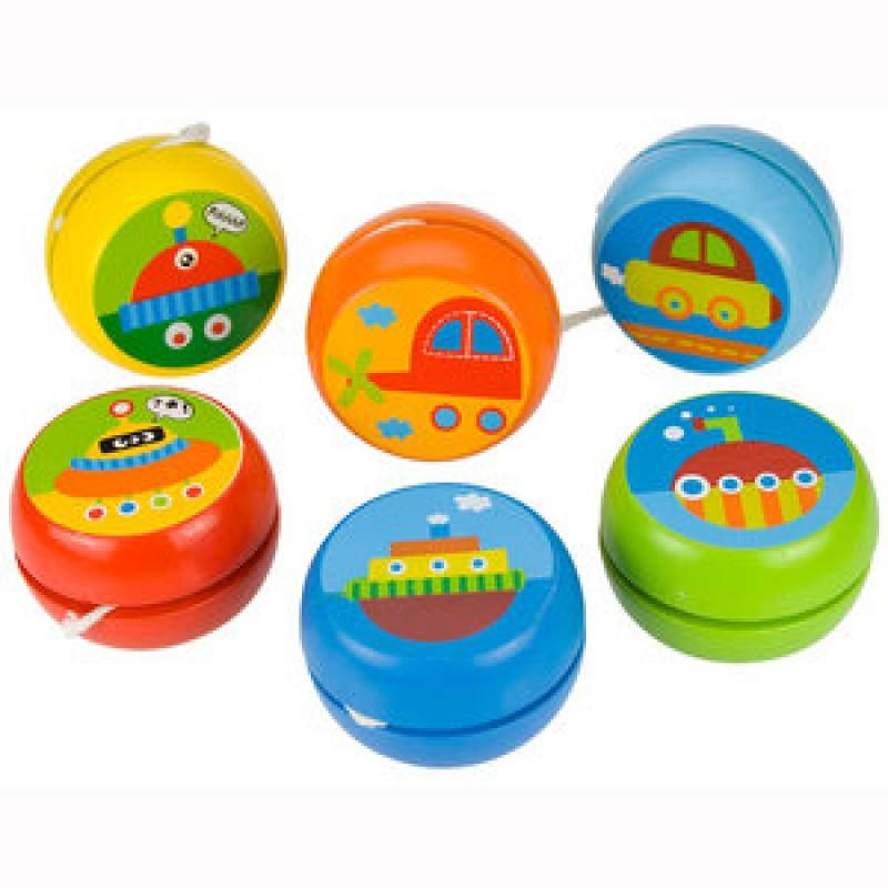 Toy Yo Yo S In Transport Or Animal Choice