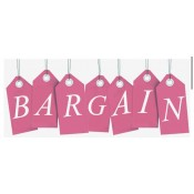 BARGAINS to be had at - 45% off LAST CLOTHING ITEM in CLEARANCE SALE