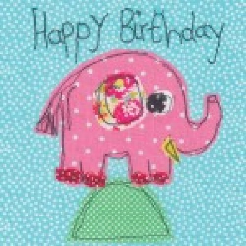 Gift - Card - Birthday Nellie