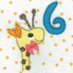 Gift - Card - Giraffe