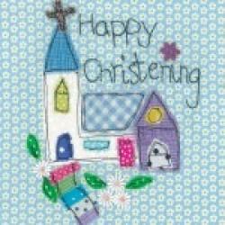 Gift - Card - Boy Church Christening