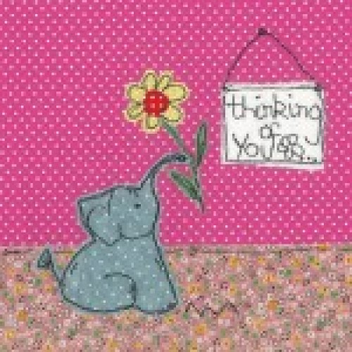 Gift - Card - Thinking of you