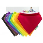 Dribble Ons - Bandana Bibs - Blueberry