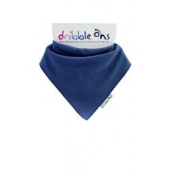 Dribble Ons - Bandana Bibs - Navy Blue