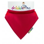 Dribble Ons - Bandana Bib - Red