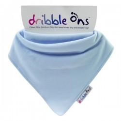 Dribble Ons - Bandana Bib - Baby Blue