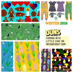 DUNS Winter 18 coming in soon