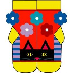 DUNS - SOCKS -  Autumn 18 - Ankle - Cat-  size 18/20 - ( 6-12m)  , 21/24 - (1-4y) , 25/28 - (3-8y)  - sale