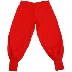 DUNS - Pants - Baggy - Pompeian Red  - 74/80 -(6-12m)  last one - sale