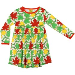 DUNS - Dress - Long sleeve - Maple  - 68 ( 3-6 m)
