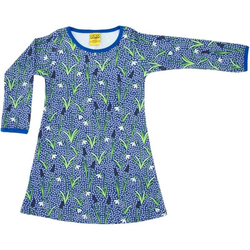 a51caf271cc4 DUNS - Dress - Winter 18 - Snowdrops Blue - Long sleeve - 80