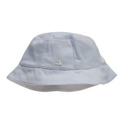 Emile et Rose - Garfield sun hat - pale blue - 1m - sale - last one