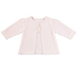Cardigan - Emile et Rose - Birdie - Pink -  9m - last item -45% clearance sale