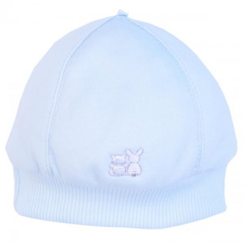 Emile et Rose - hat -  4624 Aries Blue Pull On Hat BLUE -1m, 3m - sale