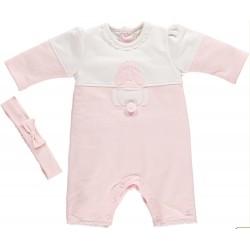 Emile et Rose - Babygrow - Frances - 1m, 3, 6m - sale