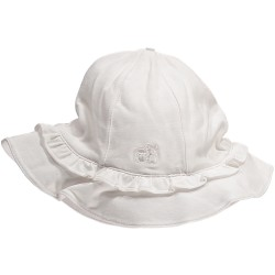 Emile et Rose - Emmy - Strech Jersey Sun hat with frill- 1m