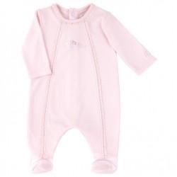 Emile et Rose - Babygrow -  Elise in pale pink