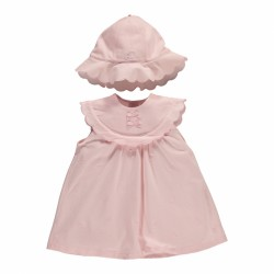 Emile et Rose - Dress - Hannah with sun hat - 9m, 12m, - sale