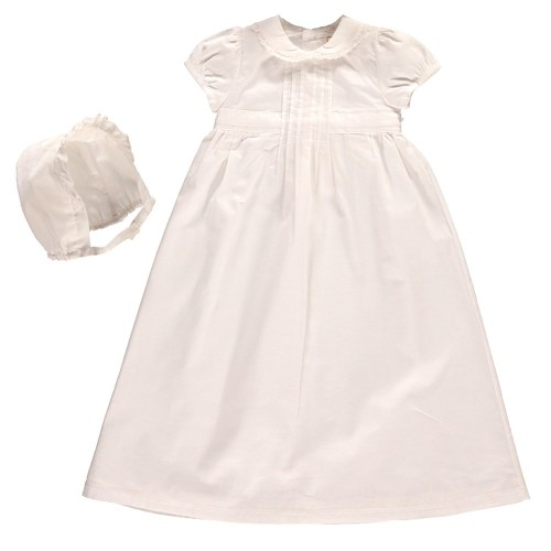 Christening Gown - Emile et Rose Genevieve -  12m