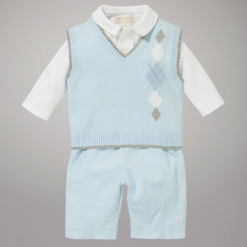 Emile et Rose - Brett - set -  18m