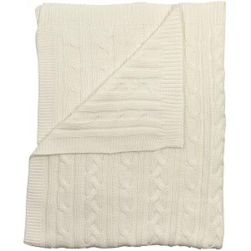 Emile et Rose - Blanket - White