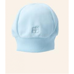 Emile et Rose - Hat - Blue in Velour - 1m, 3m