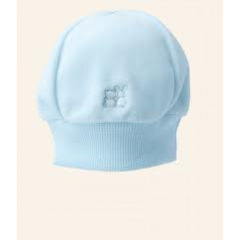 07bc764c148 Emile et Rose - Hat - Blue in Velour