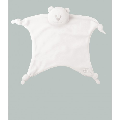 Emile et Rose - Comforter - White Bear