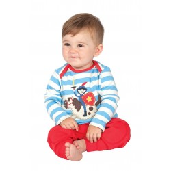 Top - Frugi - Bobby - Knight - 3-6m - sale