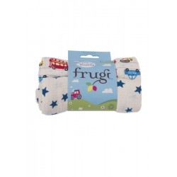 Muslin - Frugi - 2 pack - On the Road / Star